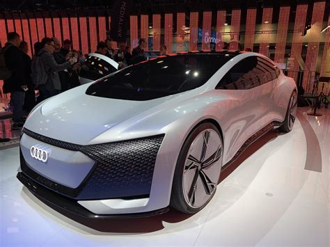 Start driving the car you always wanted to. Top 10 Futuristic Concepts at CES 2019 - GTspirit