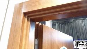 Zvukově izolační dveře