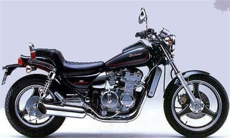 Kawasaki 250 Cruiser by Kawasaki Eliminator Zl 400 Cruiser Motorcycles