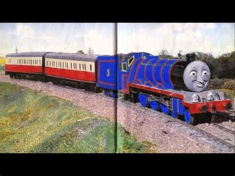 henry with his rws blue livery in the tv series