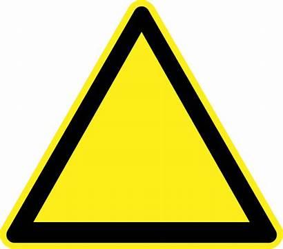 Warning Signs Hazard Clip Triangle Symbol Danger