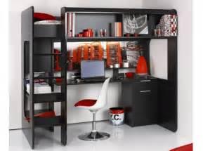 lit mezzanine bureau integre lit mezzanine pinterest