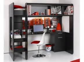 lit mezzanine armoire bureau lit mezzanine bureau integre lit mezzanine