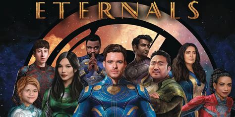 Everything We Currently Know About Marvel's Eternals ...