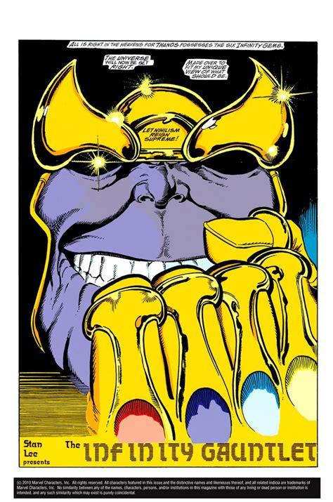 Pin by Taff on Thanos | Marvel comics vintage, Marvel ...