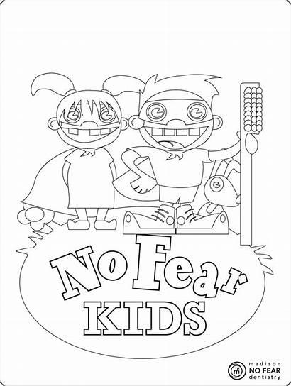 Fear Coloring Develop Designlooter Attitude Picked Dentist