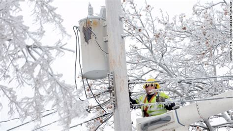 grand haven board of light power outages thousands without electricity days after