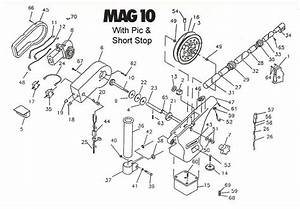 Order Cannon Mag 10  Pre 2006 Models  Electric Downrigger