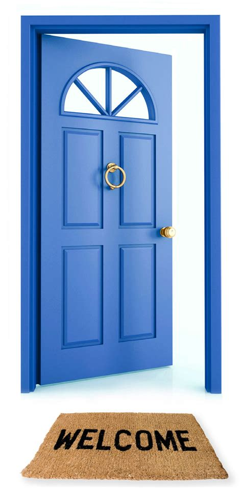 at the door door clip free clipart panda free clipart images