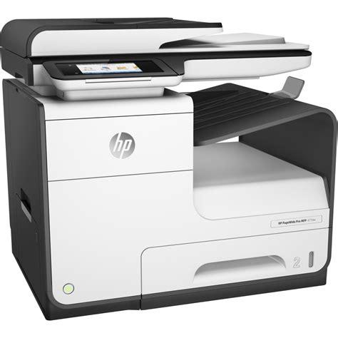 Hp laserjet pro mfp m277dw treiber herunterladen und aktualisieren herunterladen und installieren von kompatiblen treibern hp color la. HP PageWide Pro 477dw A4 Inkjet MFC Printer (D3Q20D ...