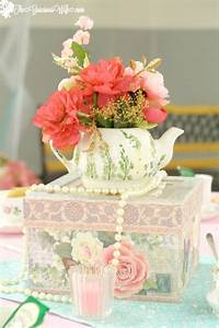 diy bridal shower ideas for a fun celebration ps i With tea party wedding shower ideas