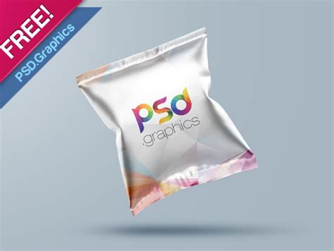 Pouch bag packaging free mockup. 25+ Free Snack Packaging Mockup PSD for Branding - Graphic ...