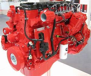 Cummins B Series Engine