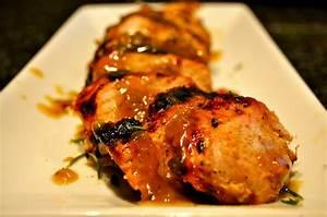 One Classy Dish: Honey Glazed Grilled Pork Tenderloin
