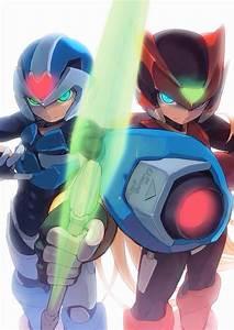 Megaman X + Zero vs Radditz - Battles - Comic Vine