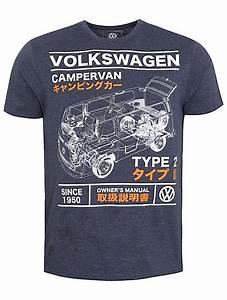 Vw T Shirts : vw campervan t shirt men george ~ Jslefanu.com Haus und Dekorationen
