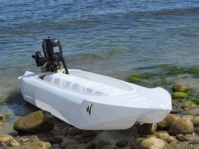 Kayak Wavewalk Fishing S4 Boat Boats Stable