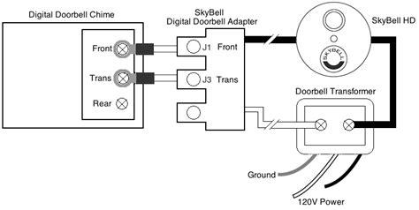 Need Digital Doorbell Adapter How Install