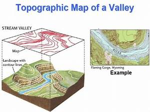 Image Result For What A Topographic Map Shows