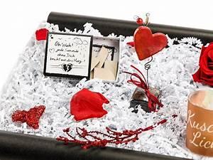 Liebesbox Geschenkset Valentinstag Geschenk Freundin