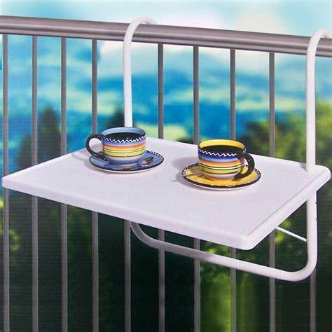 altezza ringhiera tavolo tavolino ringhiera balcone pieghevole altezza