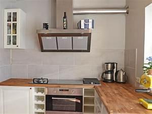 Ferienwohnung west im ferienhaus mechelsdorf ostsee for Abluft küche