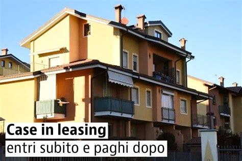 Leasing Casa by In Vendita In Leasing Immobiliare Idealista News