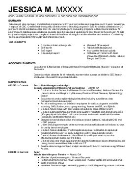 28 health resume objective doc 638825 top