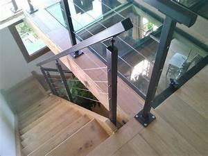 Mezzanine Metallique En Kit : garde corps en kit pour escalier et mezzanine ~ Premium-room.com Idées de Décoration