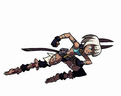 Skullgirls Fortune Ms Animations Animation Pixel Funny