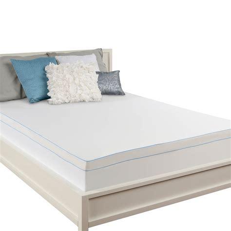 king size mattress topper sealy king size 3 quot memory foam mattress topper bj s