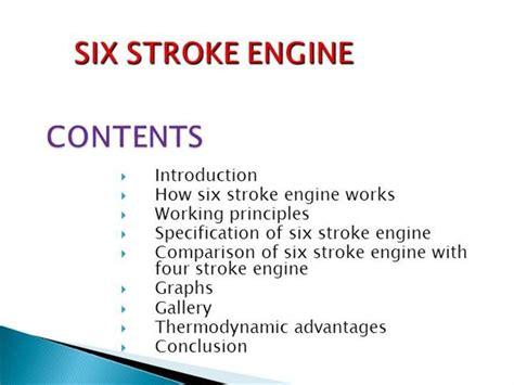 Six-stroke-engine-presenation |authorstream