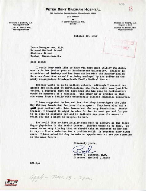 letter  robert  buxbaum md  leona baumgartner