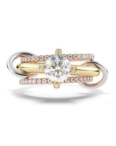 21 unique engagement rings you ll love martha stewart