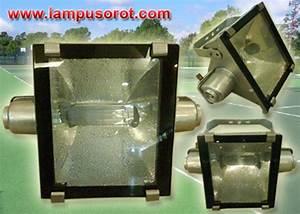 Lampu Tembak Electric  Lampu Lapangan Futsal 400 Watt