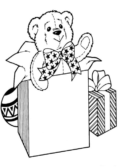 teddy bear coloring pages  girls  print