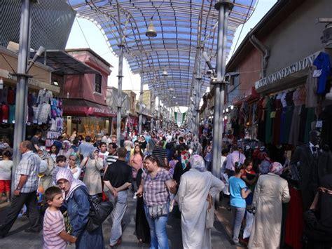 bursa bazaar photo