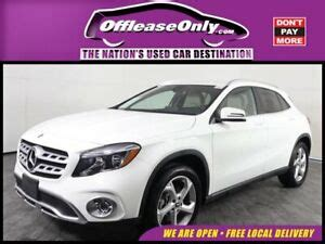 I have previously owned japanese suv's and this is my first vehicle made in germany. 2020 Mercedes-Benz GLA-Class GLA 250 4MATIC AWD | eBay