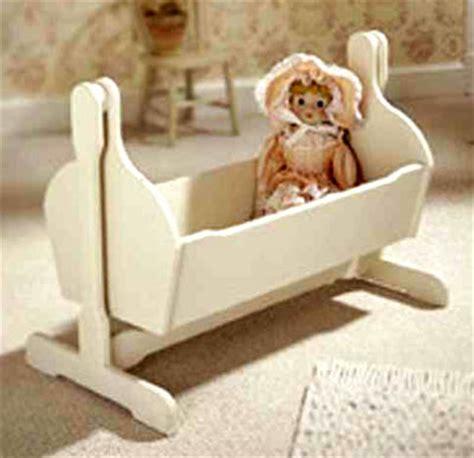 pendulum doll cradle woodworking plan  wood magazine