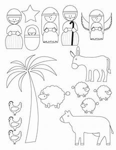 Nativity Puppets Printable Worksheet Search Results