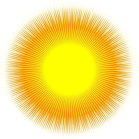 Onlinelabels Clip Art Sun Abstract Design