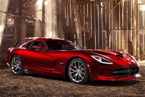 Used 2013 Dodge Srt Viper For Sale  Pricing & Features