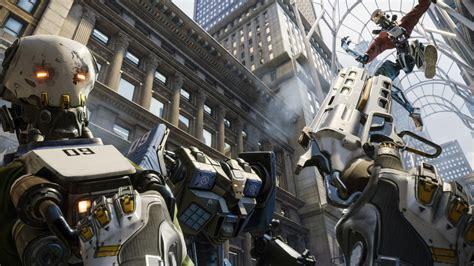 Wallpaper Robo Recall Vr Games Oculus Touch Games