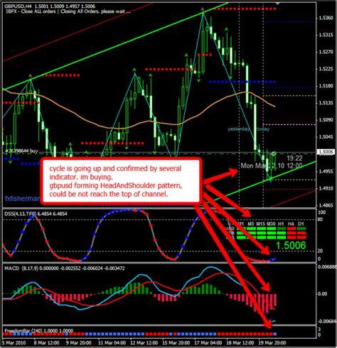 mt cycle indicator fx signal
