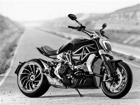 Ducati Announces New Xdiavel