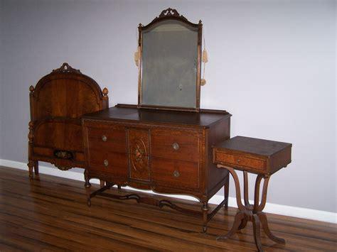 vintage bed set paine furniture antique bedroom set ebay