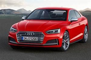 Audi S5 Coupe : new audi a5 and s5 revealed more space tech and power by car magazine ~ Melissatoandfro.com Idées de Décoration