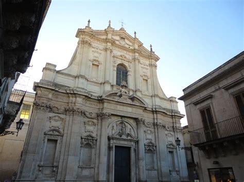 Santangelo Palermo File Lecce Chiesa Di Sant Irene Dei Teatini Jpg