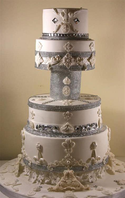 bling wedding cakes wedding cakes bling wedding cake 1987957 weddbook