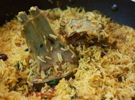 cook kabsa laham  arabic rice recipe snapguide